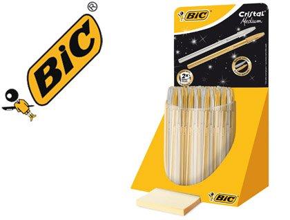 BIC Expositor Cristal Medium Shine Bic-9213381- reparto de 10gg lavorativi aprox.