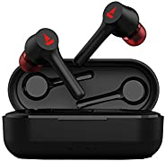 boAt Airdopes 291 Twin Wireless Ear-Buds (Active Black)