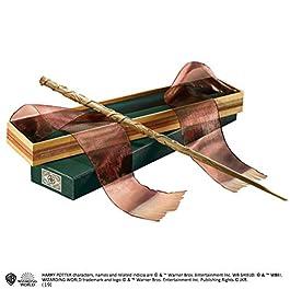 Bacchetta Magica Hermione Granger Con Scatola Di Ollivander Prodotta Da The Noble Collection – Bacchetta Magica Di Alta…