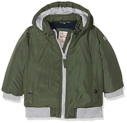 ESPRIT KIDS Baby-Jungen Jacke RM4201207, Grün (Olive 580), 74 Preisvergleich