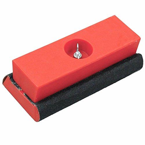 G4GADGET hochwertige Mini, mit Block aus Holz mit-sandpaper Sander Schreiner