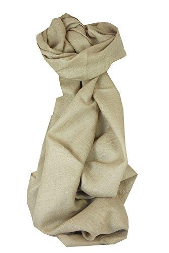 foulard-en-cachemire-fin-motif-karakoram-birds-eye-weave-fawn-approprie-pour-hommes-et-femmes-par-pa