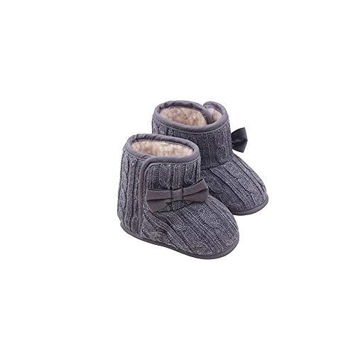 BBsmile Zapatos de Bebe Niñas Recién Nacido Primeros Pasos Antideslizante Suela Blanda...
