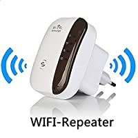 Wi-Fi Repeater and Wireless Access Point