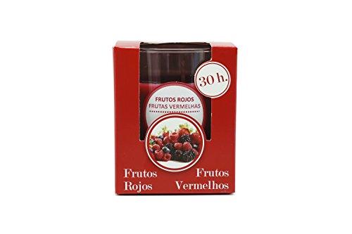 Ambientair VV001RRAA - Vela, Aroma de Frutos Rojos