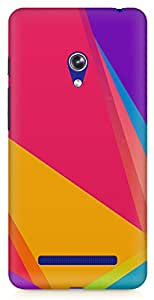 Asus Zenfone 5 Back Cover by Vcrome,Premium Quality Designer Printed Lightweight Slim Fit Matte Finish Hard Case Back Cover for Asus Zenfone 5