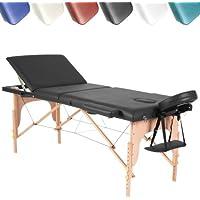 Lettini attrezzature per massaggi professionali salute for Lettino estetista portatile