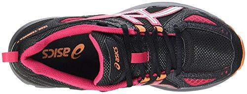 ASICS Trail-Tambora 5 Women's Scarpe Da Corsa Carbone/Argento/Fucsia