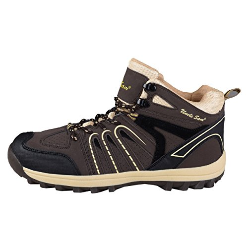 HSM Schuhmarketing, Chaussures basses pour Homme dunkelbraun/multi