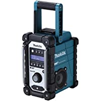 Makita Akku-Baustellenradio 7,2-18 V, DMR105-110