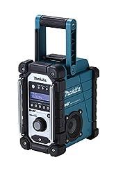Makita Akku-Baustellenradio 7,2 - 18 V, DMR105-110