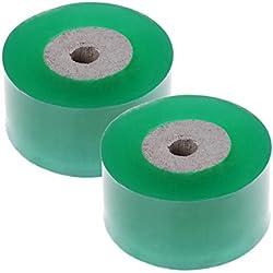 Cinta adhesiva elástica y biodegradablea, 3cmx100m