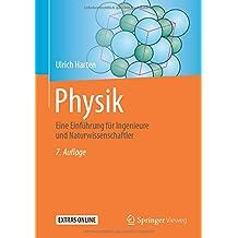 Physik: Eine Einführung für Ingenieure und Naturwissenschaftler