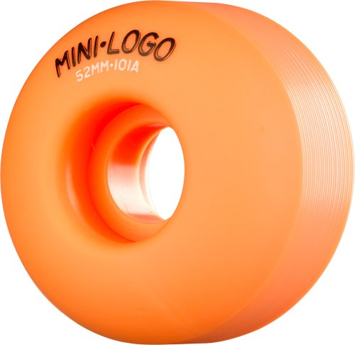 Mini-Logo Skateboard Wheels C-Cut 101A 52mm Wheels
