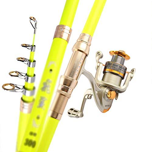 ZLHLENW Sea Rod Special Flying Shark Rod Sea Pole Throwing Rod Sea Fishing Rod Rock Fishing Rod Angel Set