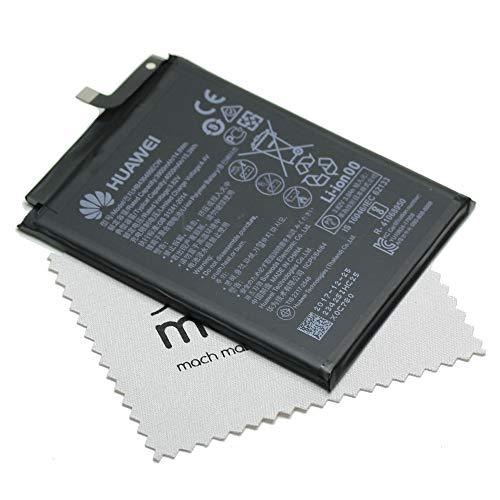 Akku für Huawei Original HB436486ECW für Huawei P20 Pro, Mate 20, Mate 10, Mate 10 Pro, Honor View 20 mit mungoo Displayputztuch