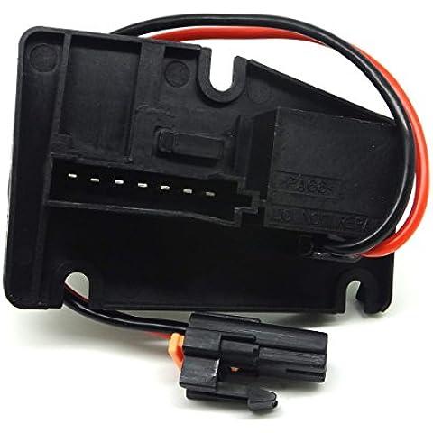 conpus calentador Blower Motor Resistor para Buick Chevrolet Pontiac 890191012000–0203Chevy Impala 89019101,973–000
