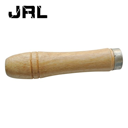 Preisvergleich Produktbild JRL 10,2cm Lange Holz-Griff für Datei Werkzeug 1Hartholz DIY