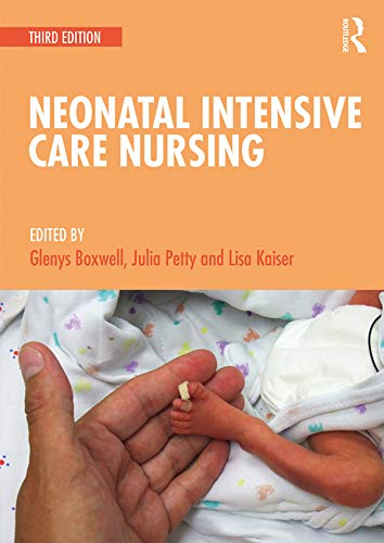 Neonatal Intensive Care Nursing (English Edition)