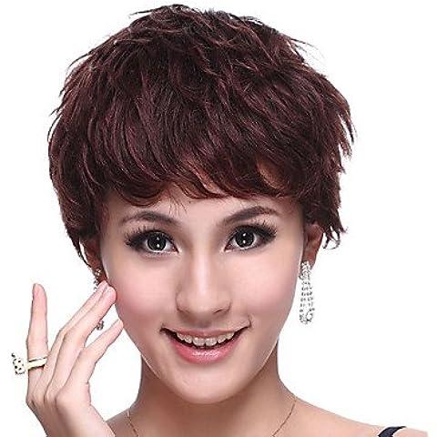 OOFAY JF® senza cappuccio corto 100% capello