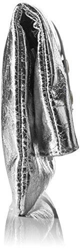 BoschaBoscha - Pochette Donna Argento (Silber (silver 098))