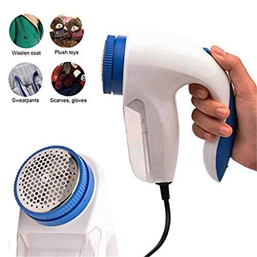 Hunpta@ Flusenrasierer,USB Wiederaufladbar Fusselrasierer ,Fusselremover,Stoffrasierer,Textilrasierer,Elektrisch...