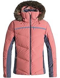 ff441964196 Roxy Snowstorm - Chaqueta De Snow Acolchada para Mujer ERJTJ03156