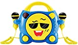BigBen Interactive My Milo Portable CD Player Blue, Yellow-CD Players (LED,...