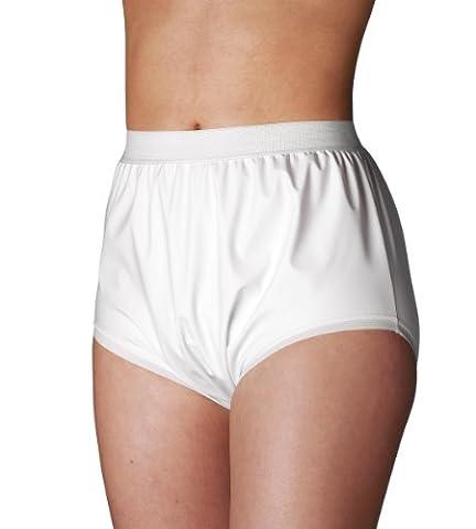Mediset Inkontinenzslip für mittlere bis schwere Inkontinenz Gr. 46/48, 1er Pack (1 x 1 Stück)