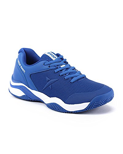 DROP SHOT Zapatilla Sweet Blue Talla 40, Adultos Unisex, 0, 0