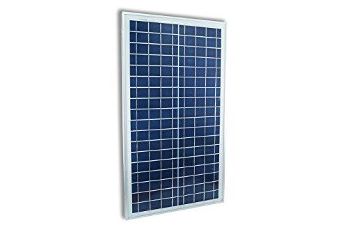 Panel solar fotovoltaico con celdas de silicio y marco de aluminio. Estructura robusta, resistente a la intemperie, fácil instalación en autocaravanas y terrazas para tener siempre energía con la que alimentar nuestros aparatos eléctricos, respetando...