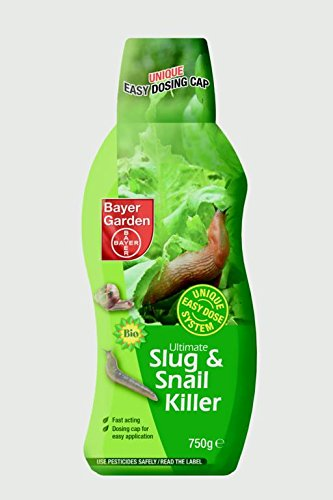 Bayer Ultime Slug & Snail Killer 400g
