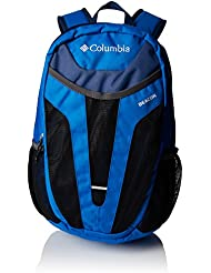 Columbia Beacon - Mochila mixta, color Super Blue, Zinc, tamaño FR : unique (Taille Fabricant : O/S)