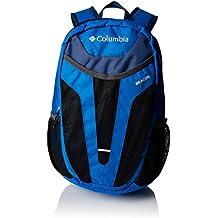 Columbia Beacon - Mochila mixta, color Super Blue, Zinc, tamaño FR : unique (Taille Fabricant : O/S)