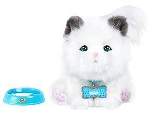 gatito: little live pets Sleepy Kitty versión española Famosa 700013975