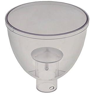 Ascaso Kaffeebohnenbehälter für Kaffeemühle I2, I2D mit Deckel Höhe 120mm ø 120mm Aufnahme ø 33,5mm