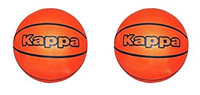 2 x Kappa basket-ball taille et poids balle taille 7