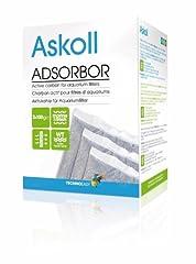 Idea Regalo - Askoll Adsorbor - carbone attivo per acquari