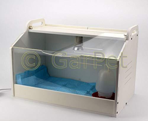 Küken Aufzucht Box Wärme Lampe Brut Heim Aufzucht Reptilien Geflügel Inkubator -