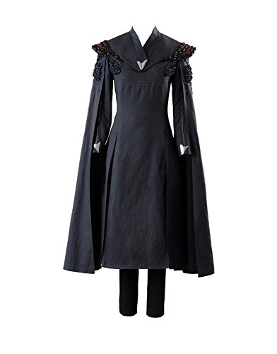 Game of Thrones Season Daenerys Targaryen Kleid Cosplay Kostüm Damen M