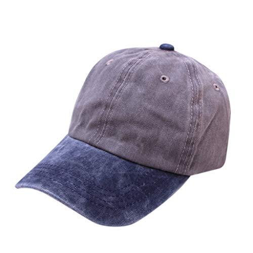 Saingace Vintage Draussen Sport Kappe Schirmmützen Geeignet Mützen für Herren Baseball Cap Zubehör - Kleinkind Baseball-cap Boston