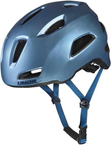 Limar Fahrradhelm Ciao, Matt-Blau, 54-58 cm, ECCIAO.CE.up.M