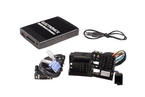 Adaptador de radio para coche bluetooth manos libres USB SD AUX MP3 para Renault Megane 3 Scenic 3 Laguna Traffic