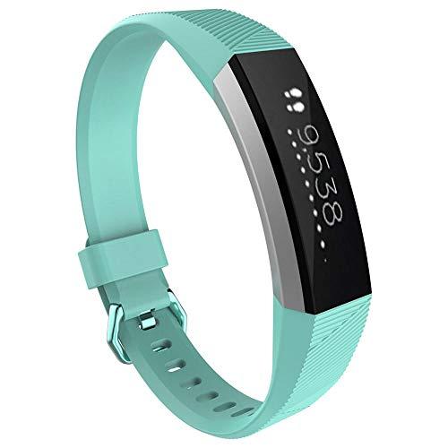 AUTOECHO für Fitbit ACE Uhrenarmband Kids mit 14 Farben Kinder Special Small Smart Armband Umweltfreundliche Silikon Ersatz Jungenarmband für Fitbit Kids