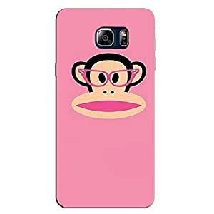 PINK MONKEY BACK COVER FOR SAMSUNG GALAXY NOTE 5