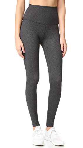 Beyond Yoga High Waist Leggings, color gris, tamaño medium