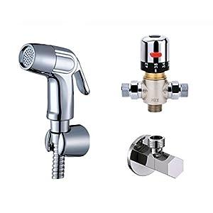 Ownace – Juego de ducha termostática para baño y ducha