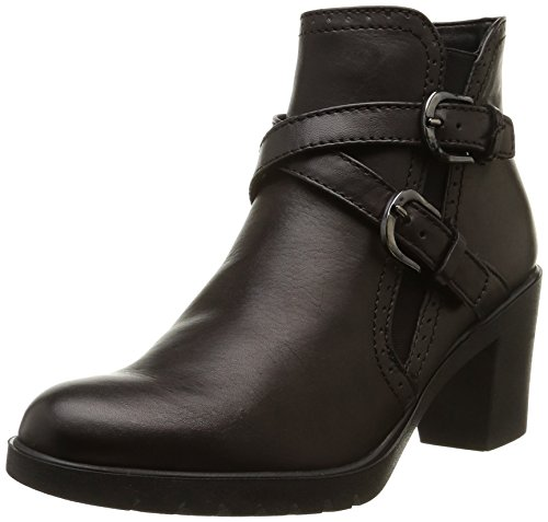 The Flexx - Portrait, Stivale da donna, nero (rodi black), 38