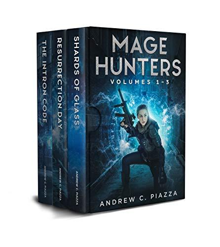 Mage Hunters Box Set 1-3: An Urban Fantasy Action Adventure (English Edition)