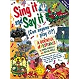 Sing it and Say it: Festivals: A Bookful of Festivals: Can Anyone Play it? (Sing it & say it (can anyone play it?))